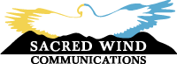 sacred wind logo